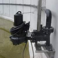 pompe immergée industrielle